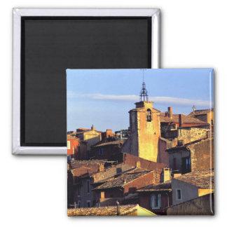 EU, France, Provence, Vaucluse, Roussillon. 3 Magnet