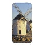 EU, Spain, La Mancha, Consuegra. Windmills and
