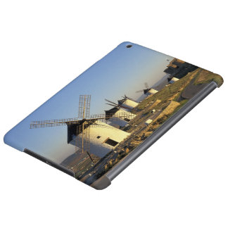 EU, Spain, La Mancha, Consuegra. Windmills and Cover For iPad Air