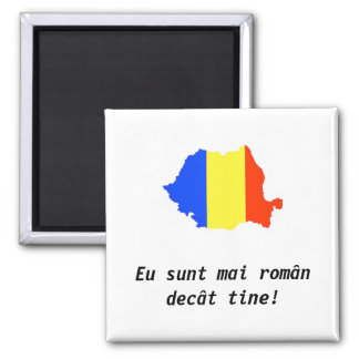 Eu sunt mai român decât tine - MAGNET