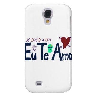 Eu Te Amo Galaxy S4 Cases