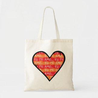 Eu Te Amo Tote Bag