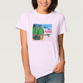 Eu Te Amo ! Valentine T-Shirt