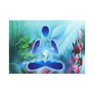 Eu Zen - Impressão em Canvas