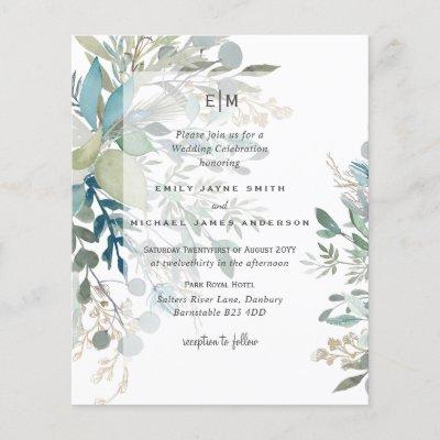 Eucalyptus Greenery Nature Leaves Wedding