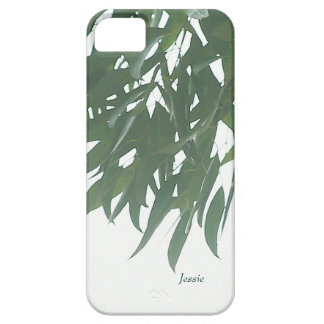 eucalyptus leaves iPhone 5 case