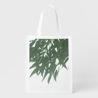 Eucalyptus leaves market tote