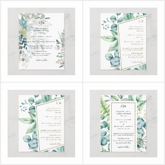 Eucalyptus - Low Budget Wedding Range