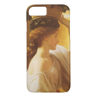 Eucharis - Girl With a Basket of Fruit by Leighton iPhone 7 Case