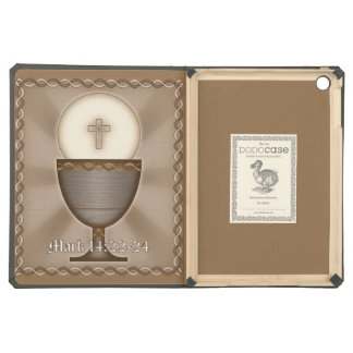 Eucharist Cover For iPad Air
