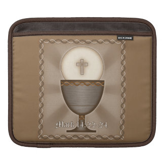 Eucharist iPad Sleeves
