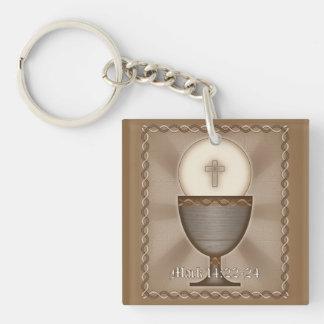 Eucharist Keychain