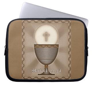 Eucharist Computer Sleeves