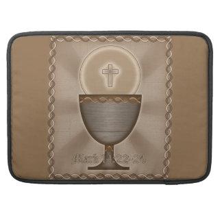 Eucharist Sleeve For MacBook Pro