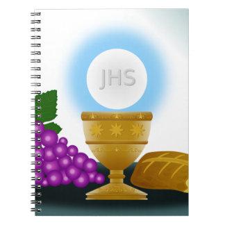 eucharist notebook