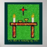 Eucharist Poster
