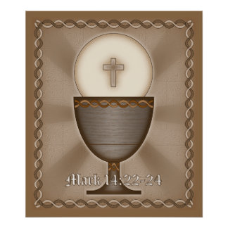 Eucharist Posters