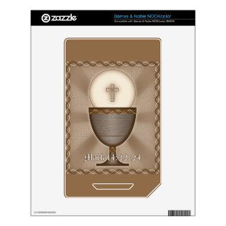Eucharist Skin For NOOK Color