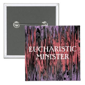 EUCHARISTIC MINISTER BUTTON
