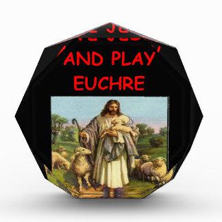 EUCHRE AWARDS