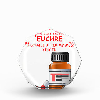 EUCHRE AWARD
