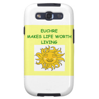 euchre galaxy s3 covers