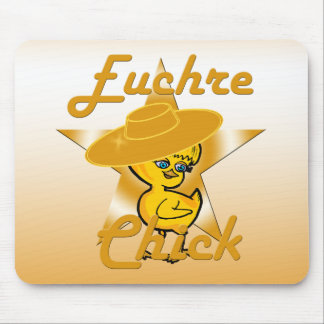 Euchre Chick #10 Mouse Pad