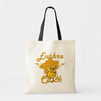 Euchre Chick #10 Tote Bag