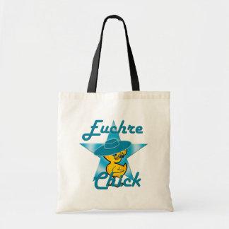 Euchre Chick #7 Tote Bag
