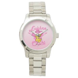 Euchre Chick #8 Wrist Watches
