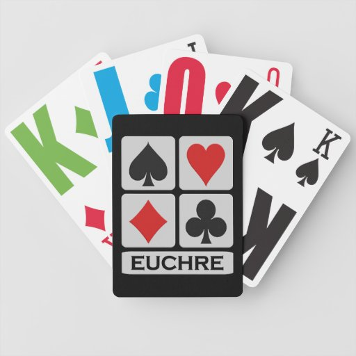 how to play euchre with 2 people