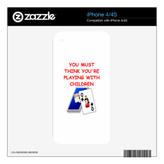 euchre skin for the iPhone 4