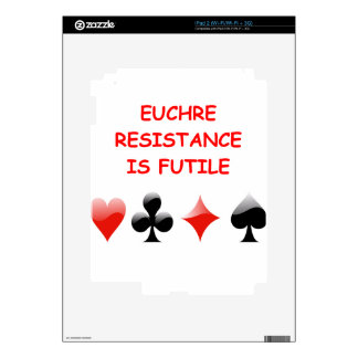 euchre skins for iPad 2