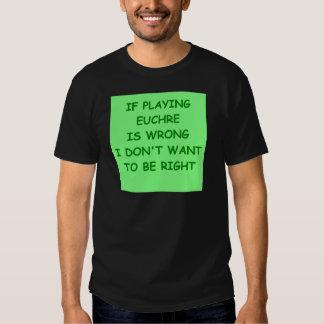 euchre tee shirt