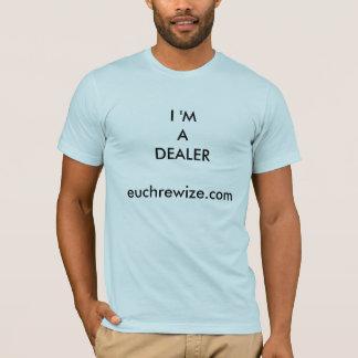 Euchre Wize Dealer T-shirt                  ...