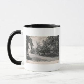Euclid Ave., Cleveland, Ohio 1906 Vintage Mug