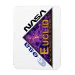 Euclid - NASA & ESA Flexible Magnets