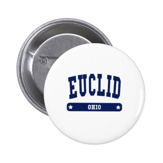 Euclid Ohio College Style tee shirts Buttons