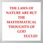 EUCLID quote Print