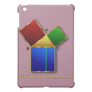 Euclid s Proof Pythagorean Theorem Speck iPad Case