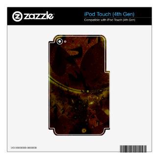 Euclidean Geometry Art iPod Touch 4G Decal