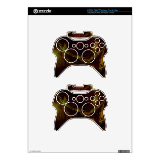 Euclidean Geometry Art Xbox 360 Controller Skin