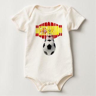 Euforia ! España Campeona Del Mundo Baby Bodysuit