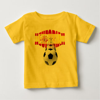 Euforia ! España Campeona Del Mundo Baby T-Shirt