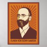 Eugen von Bohm Bawerk Poster