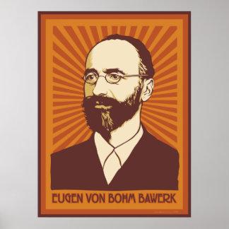 Eugen von Bohm Bawerk Póster