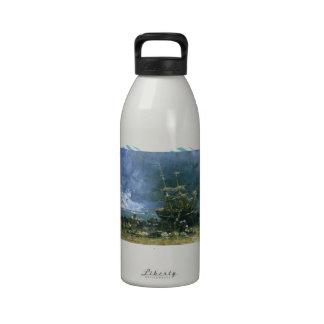 Eugene Boudin- Return of the Terre Neuvier Reusable Water Bottle