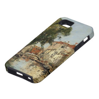Eugene Boudin- Venecia Funda Para iPhone SE/5/5s