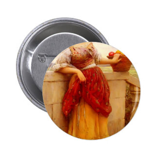Eugene de Blaas- Pleasure Pins
