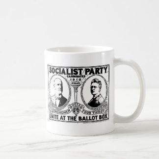 Eugene Debs Campaign Poster Mug